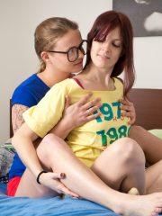 Alyssa and Gisella